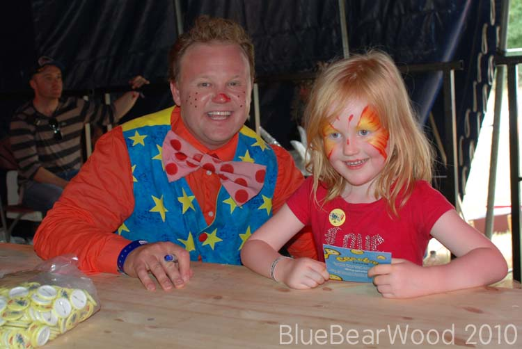 Camp Bestival Mr Tumble