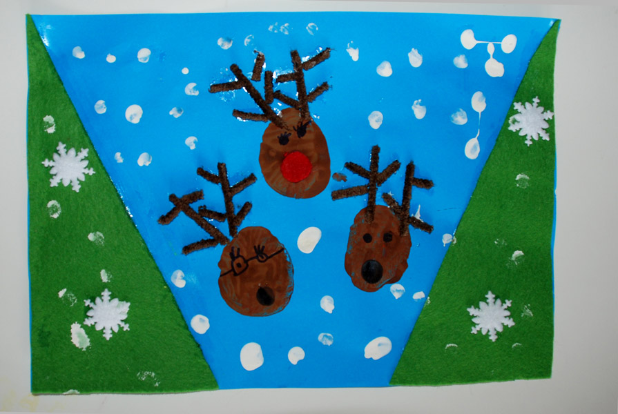 Christmas Cards Raising Money for School