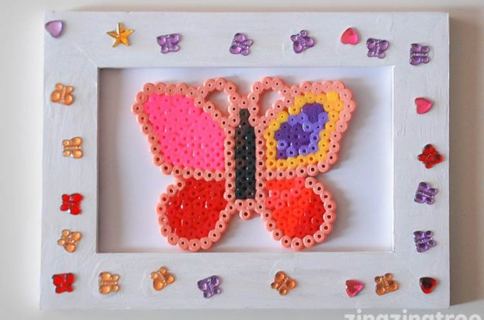 Frame Your Hama Bead Creations