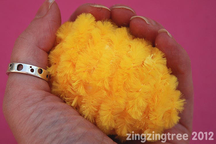 Easter Chick Covered