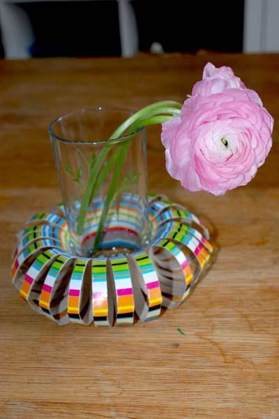 Torus vase