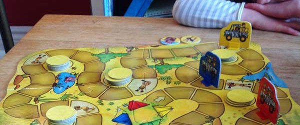 Animal Safari by Orchard Toys – A Review