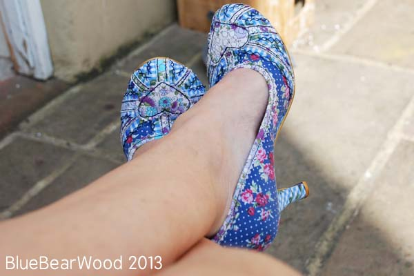Shoesday Tuesday – Irregular Choice Patty Shoes
