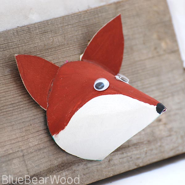 Fox Paper Craft