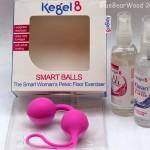 Kegel8 smart balls