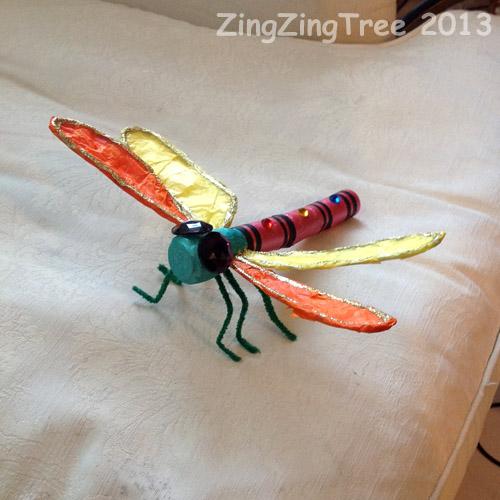 Dragonfly cork 2