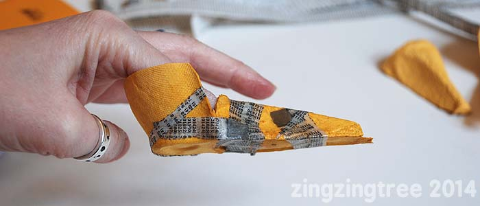 Fairy Tale Shoe Papier Mache