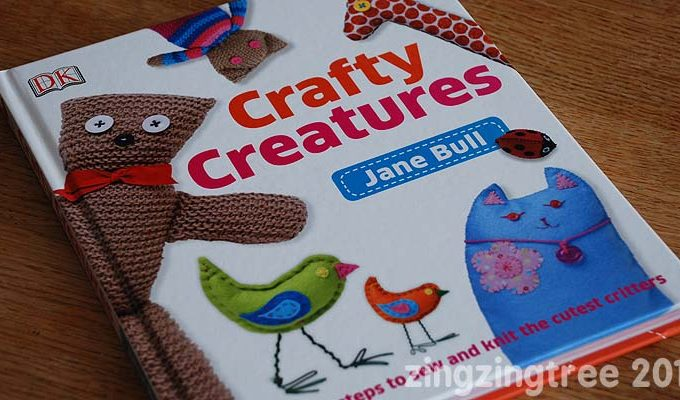 Crafty Creatures Craft Book