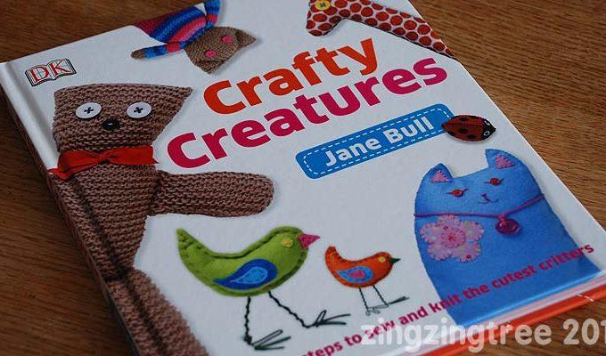 Crafty Creatures Craft Book