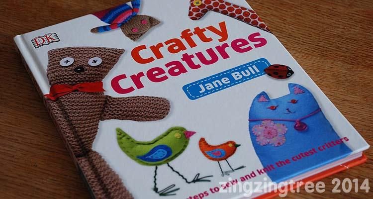 Crafty Creatures Book