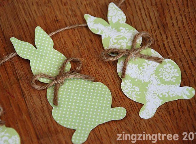 Five Paper Bunny Craft Ideas