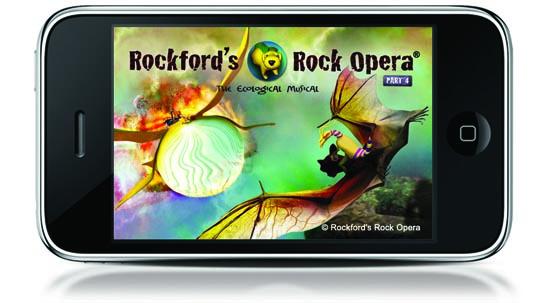 Rockfords Opera App