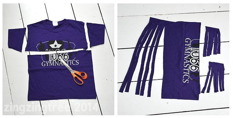 T-Shirt-Yarn-scissor-cuts