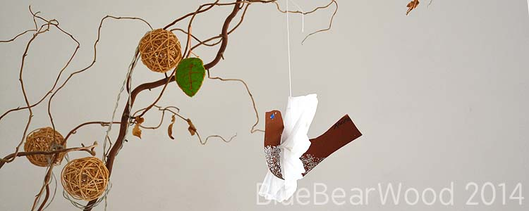 Twig Tree Decorations