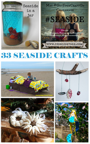 33 Seaside Craft Projects