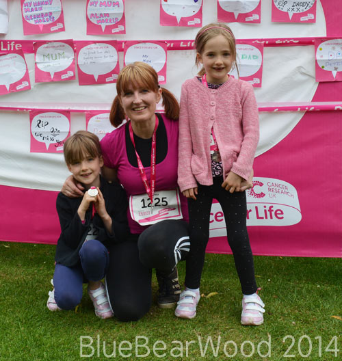 Running With My Girls – Race For Life