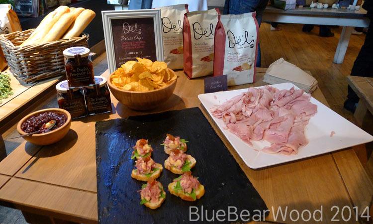 Walkers Market Deli Wiltshire Ham Crisps