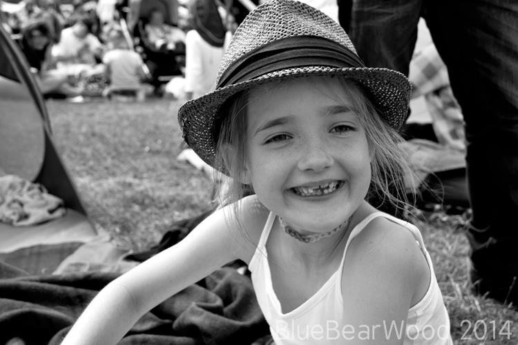 Hop Farm Festival kids 2014