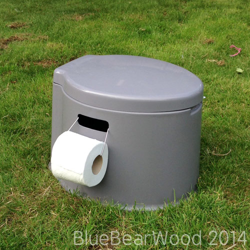 Kampa Khazi Camping Toilet