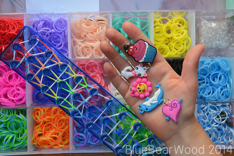 Crazy Loom And Loom Twister Loom Band Kit Reviews