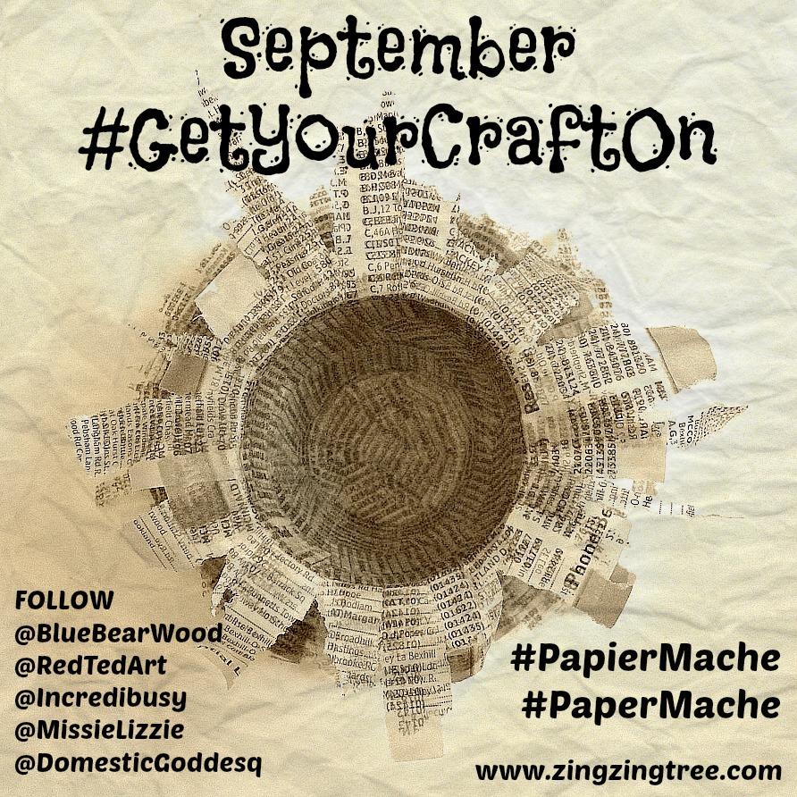 Papier Mache Challenge