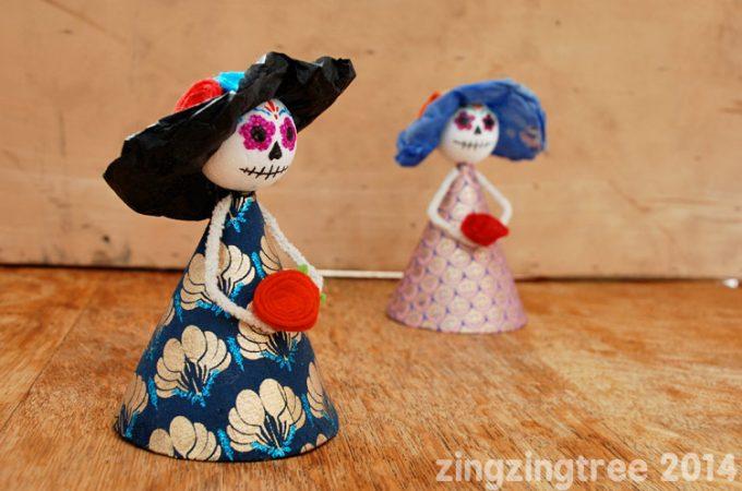 Sugar Skull Dolls