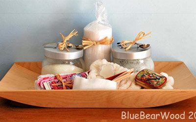 Homemade Beauty Gift Hamper