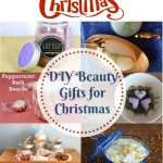 DIY beauty Gifts For Christmas