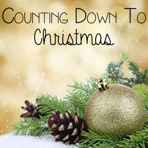 Christmas Countdown Paper Crafts