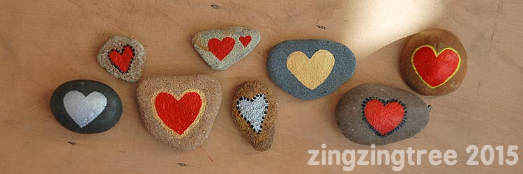 Various Love Rocks