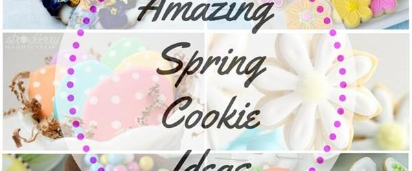 Amazing Spring Cookie Ideas