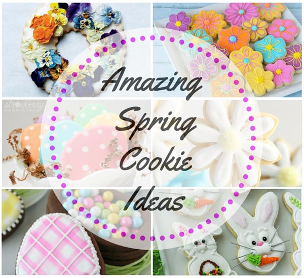 Amazing Spring Cookie Ideas
