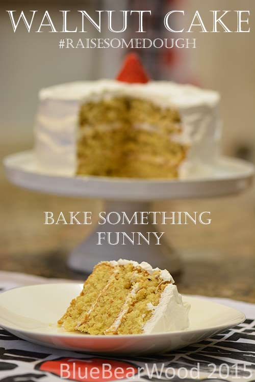 HomeSense, Henry Holland and Walnut Cake