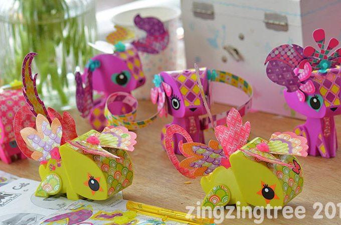 AmiGami Craft Toy