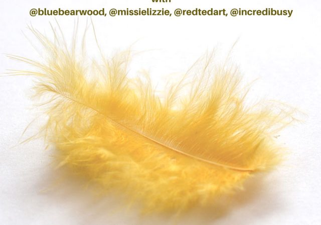 Crafts With Feathers – #GetYourCraftOn