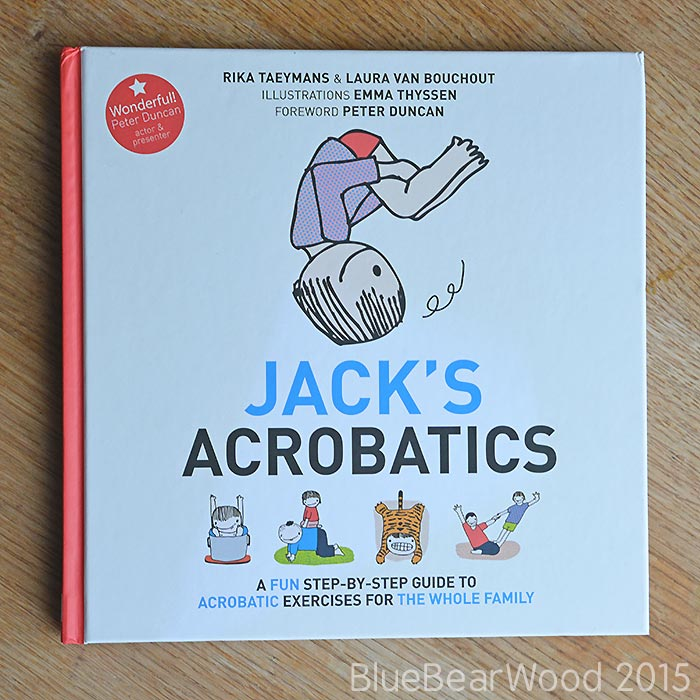 Jacks Acrobatics Book