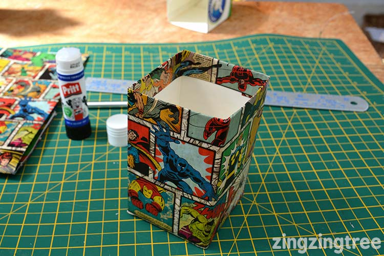 Teatro Pack Storage Craft