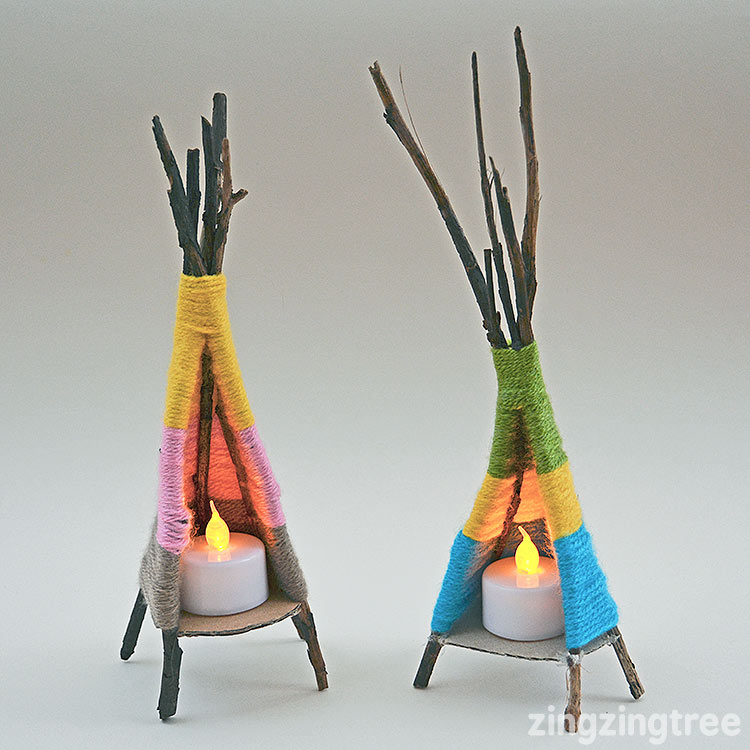 Yarn Craft Tipi
