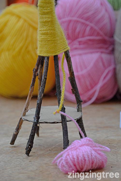 Yarn Tipi
