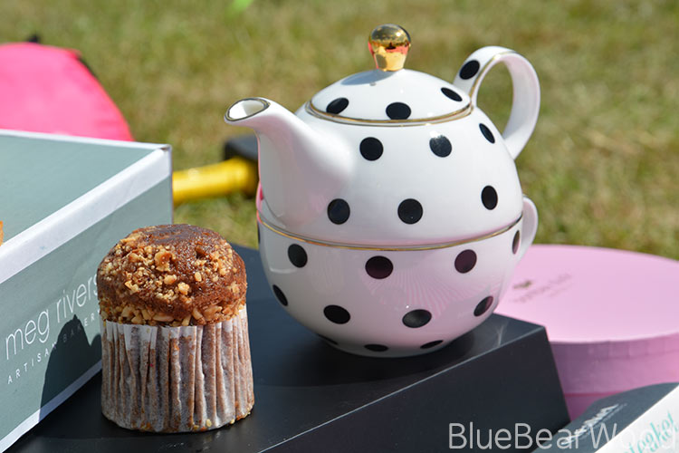 Bombay Duck Spotty Tea Pot