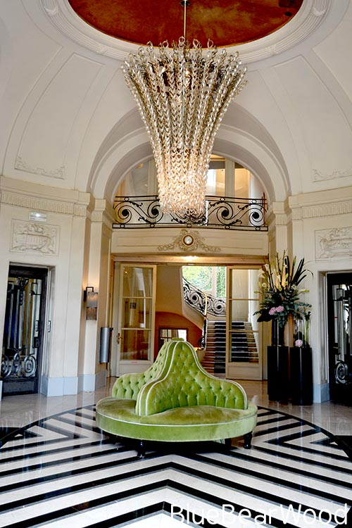 Trianon Palace Hotel Versailles