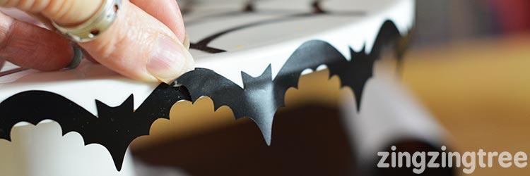 Cricut Vinyl Bats