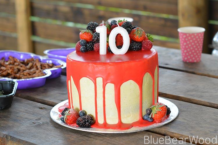 Ganache Drip Cake