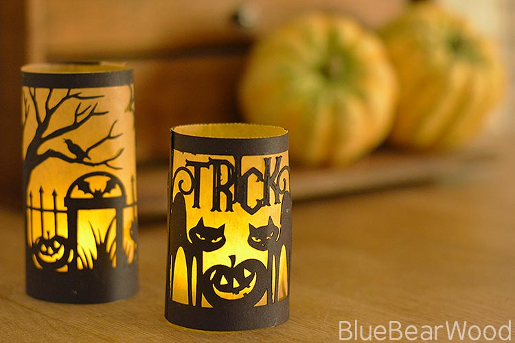 Quick And Easy Halloween Table Decorations