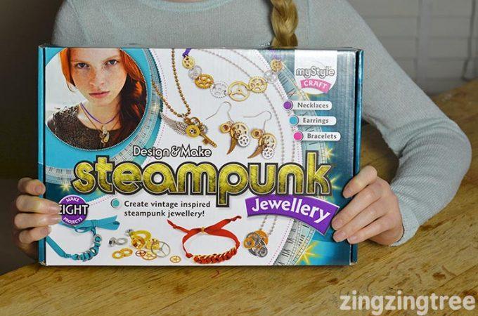 Design & Make Steampunk Jewellery Kit