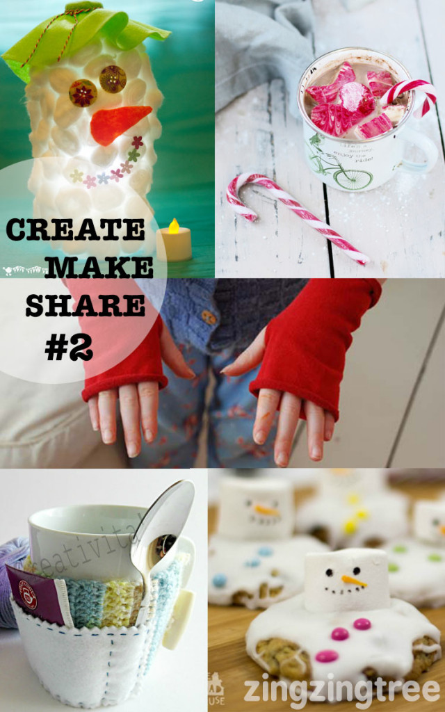 Five warming winter craft ideas - Create Make Share