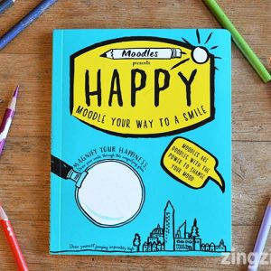 Doodle yourself happy