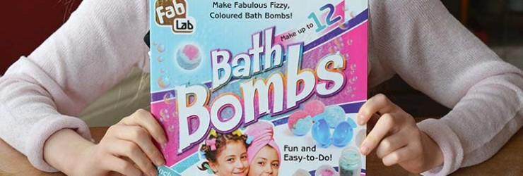 Fab Labs Bath Bomb Kit – Review
