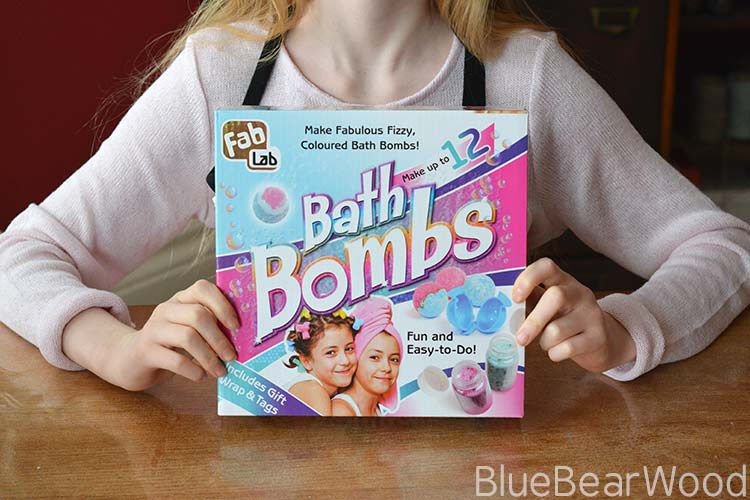 Fab Labs Bath Bomb Kit – Review