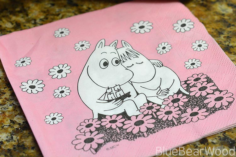 Moomin-Napkin